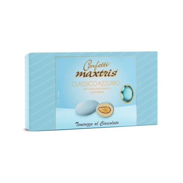 Confetti maxtris ciocco/mandorla celeste-0