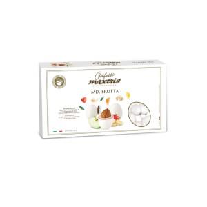 confetti maxtris Frutta colore bianco-0