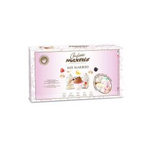 Confetti Maxtris Marbled gusti assortiti-0