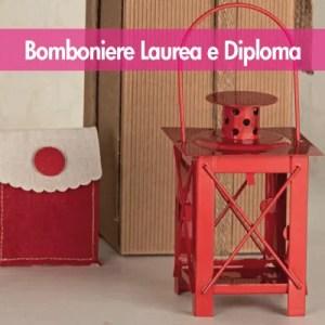 Bomboniere Laurea e Diploma