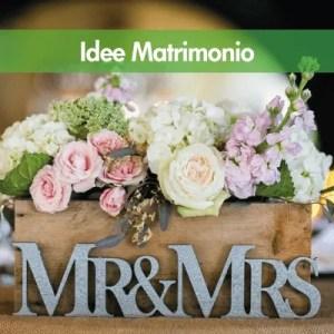 Accessori Matrimonio