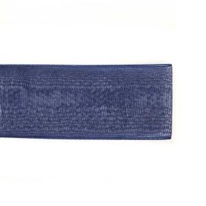 Nastro Organza Blu 10 mm | 50 METRI-0