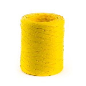 Nastro Rafia giallo
