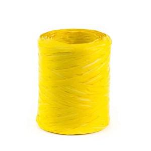Nastro Rafia giallo sfumato giallo