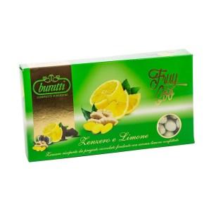 Confetti Fruy Goo Zenzero E Cioccolato Fondente 1 kg-0