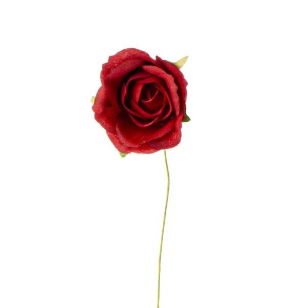 Rosellina bomboniera media rossa
