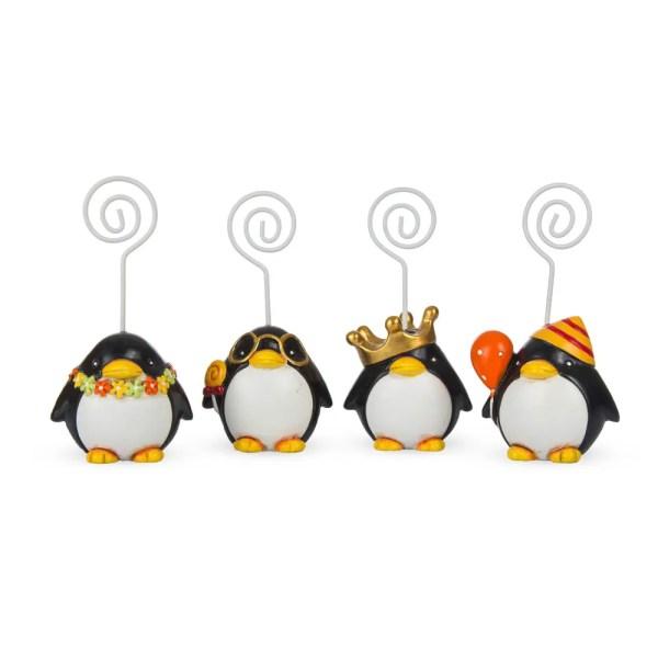 Bomboniera segnaposto pinguino