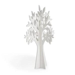 Albero maxi in legno bianco H 150 cm-0