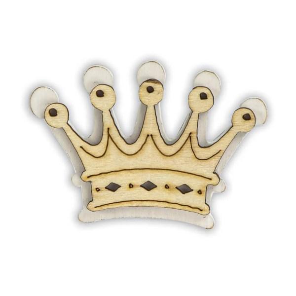 Applicazione bomboniera corona