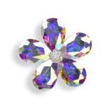 Bomboniera fiore 5 petali grande-0