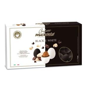 Confetti maxtris mandolra e cioccolato di colore nero-0