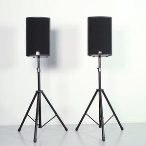 Speaker set op statief partyverhuur