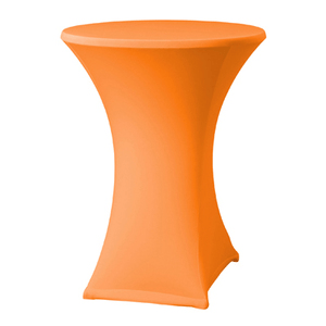 statafel hoezen oranje