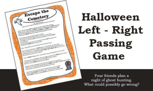 free halloween party games printables # 59