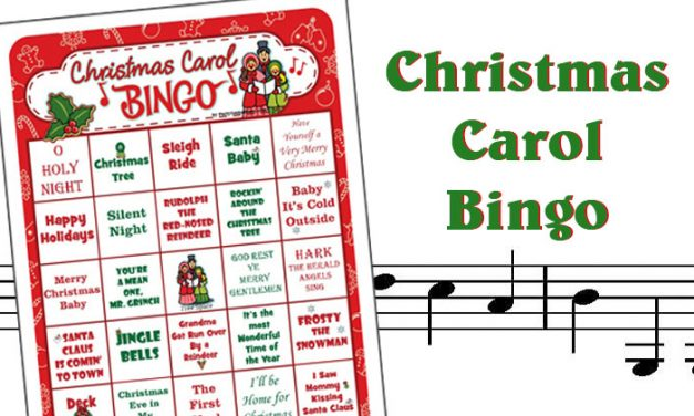 Printable Christmas Games Trivia Bingo Gift Exchanges