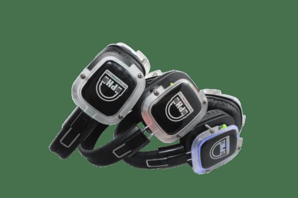 Power Amp 1 Silent Disco Headphones