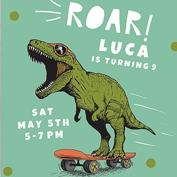dinosaur party planning ideas