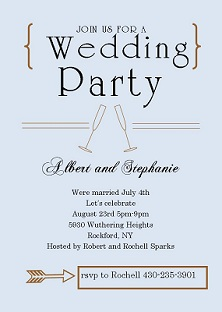 Invitation For Wedding And Get Ideas How To Make The Look Terrific 11