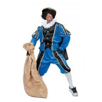 Zwarte Piet Zwart Blauw