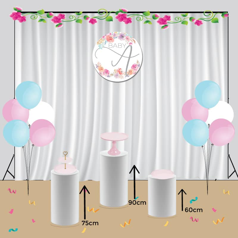Classic Backdrop Package