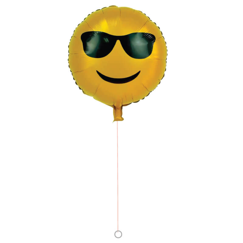 Smart Emoji Foil Balloon