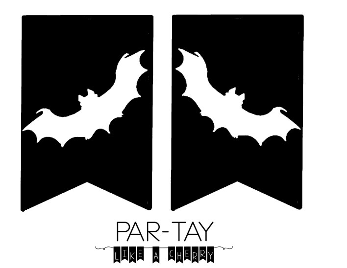 boo banner bats