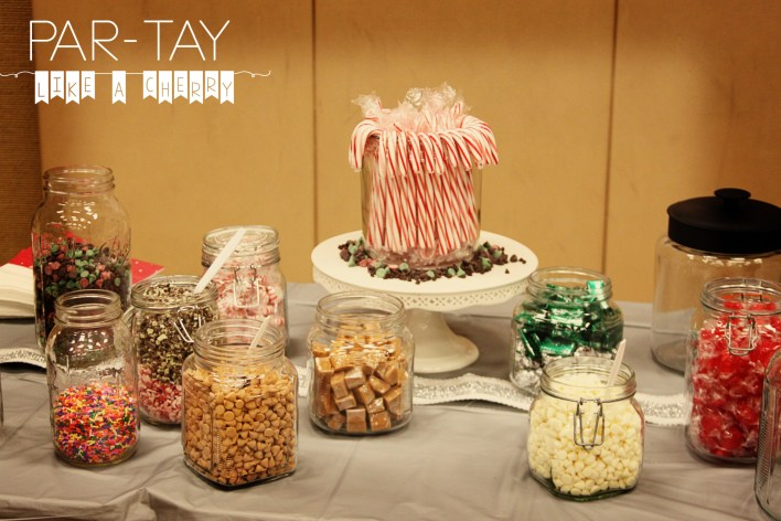 hot chocolate toppings