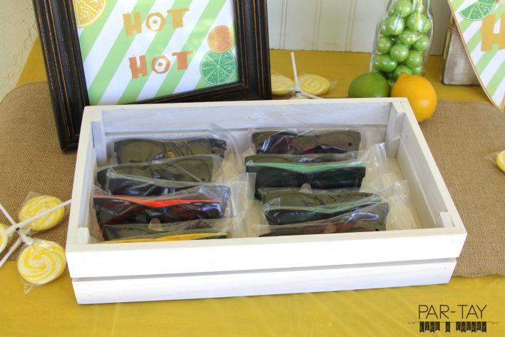 oriental trading sunglasses fun summer party favor