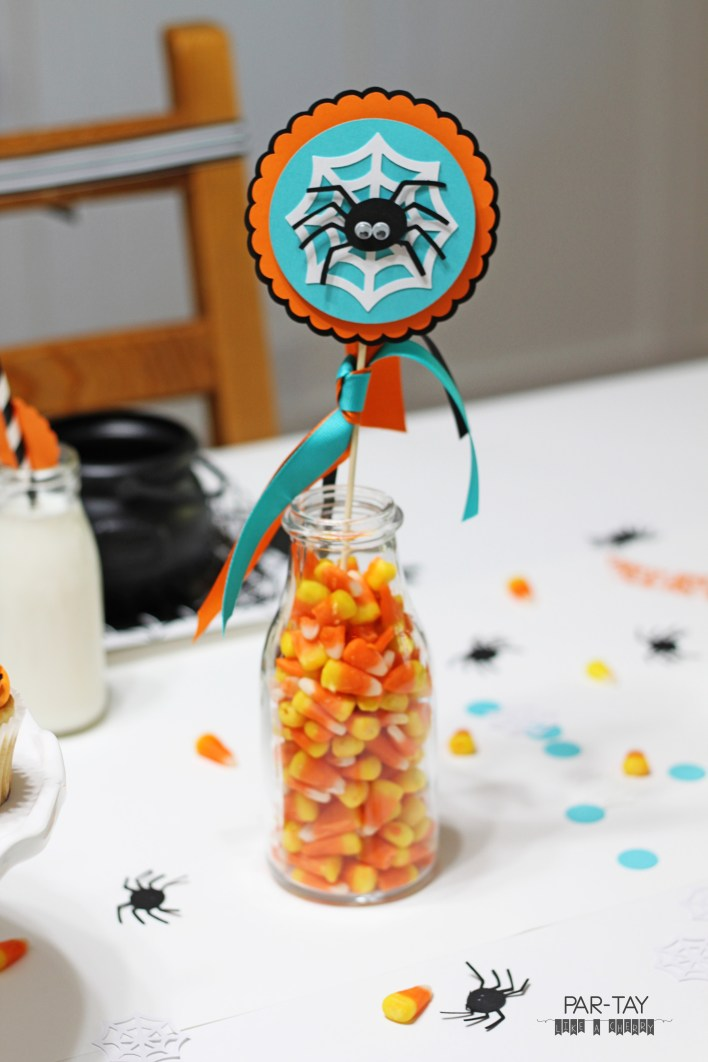 halloween party centerpieces