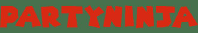 Partyninja logo header
