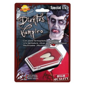 Long vampire fangs