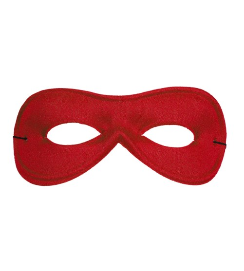 Red colored eye mask