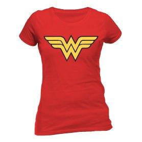 Wonder Woman slim fit t-paita