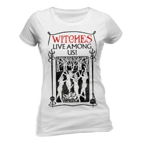 Fantastic beasts witches t-shirt