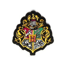 Harry Potter Hogwarts patch