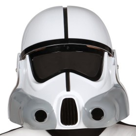 Galaxy trooper helmet
