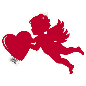 Bulk Valentine Decorations Party Supplies Red Cupid