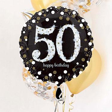 50th Birthday Party Supplies Partyrama