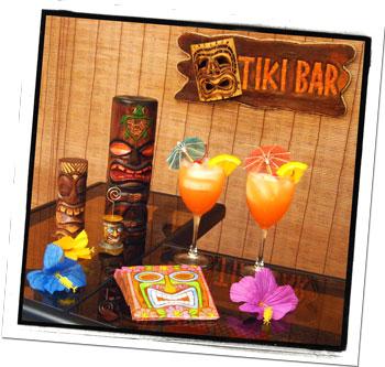 Stylish Unique Hawaiian Luau Tiki Tropical Island Party Decorations Supplies