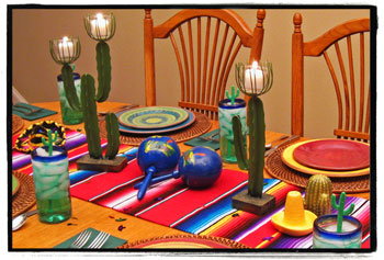 Image Of Mexican Decoration Photo