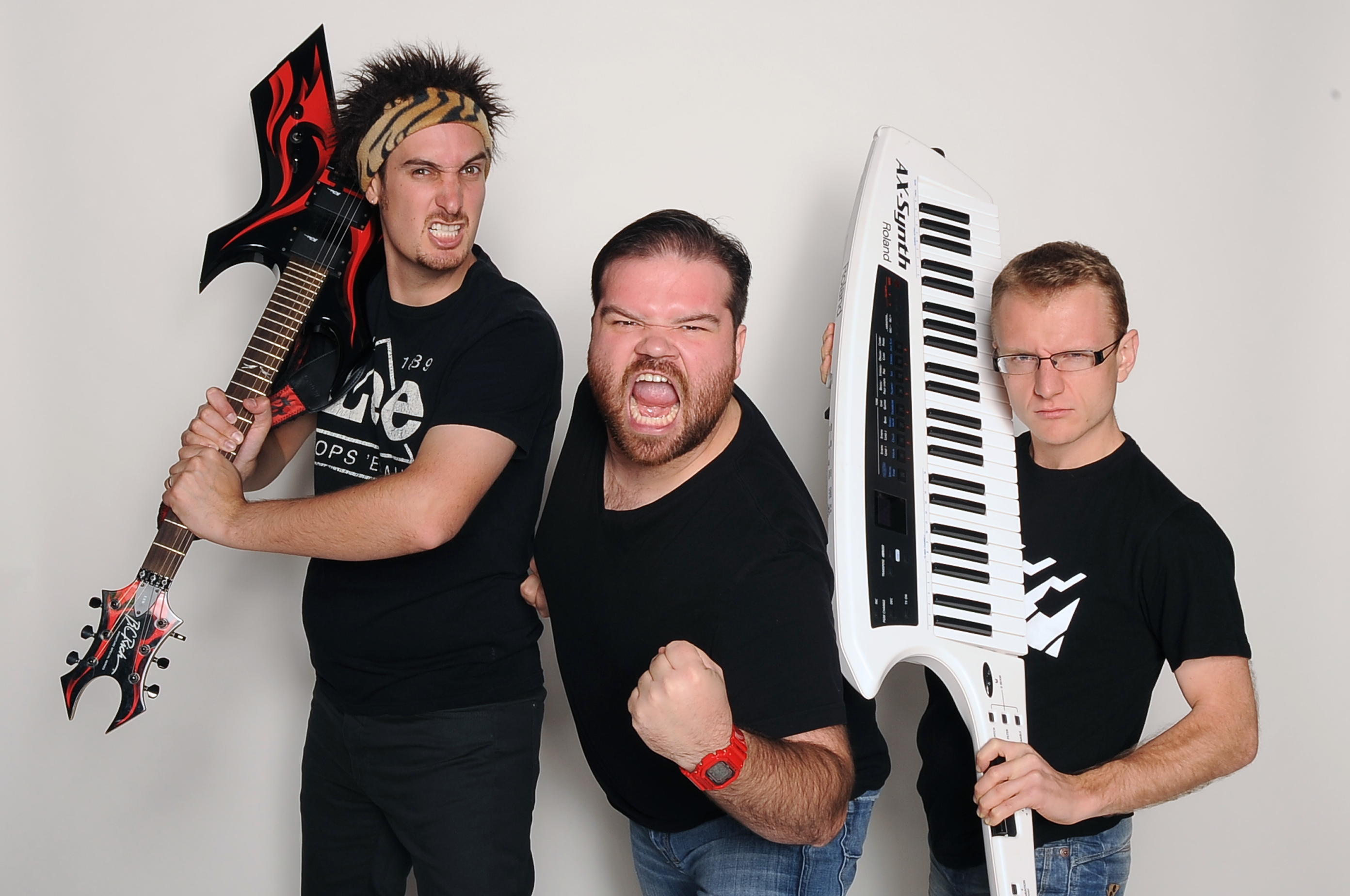 Axis of Awesome – 15 Chord Songs – Party Times BLOG