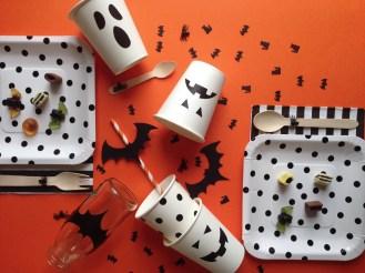 Festa Halloween Bianca e Nera