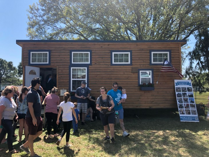 Florida tiny house