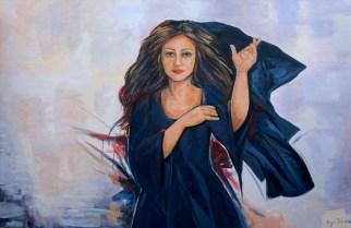 Acrylic on canvas, 100 x 130 cm, 2011
