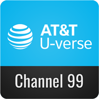 AT&T U-verse Channel 99 - All Channels