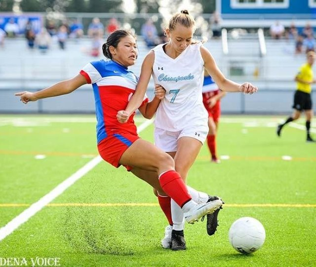 Girls Soccer Chesapeake Northeast Optimistic For Successful Fall Pasadena