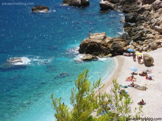 playas mar mediterraneo