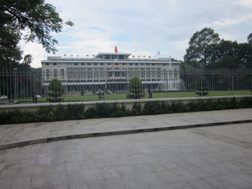 saigon palacio de la reunificación