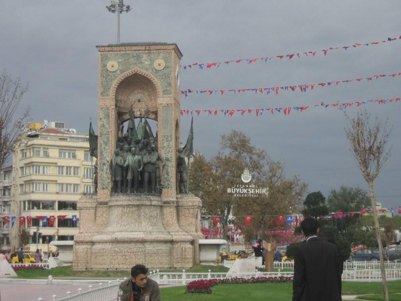 Plaza Taksim Estambul