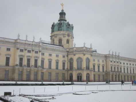 Palacio de Charlottenburg Berlin